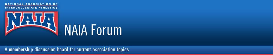 NAIAHelp Forum
